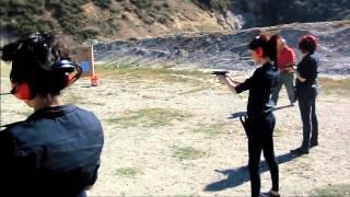 Female Security Guard Training