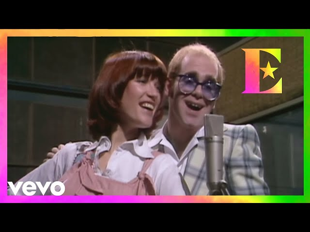 Elton John - Don't Go Breaking My Heart (with Kiki Dee)