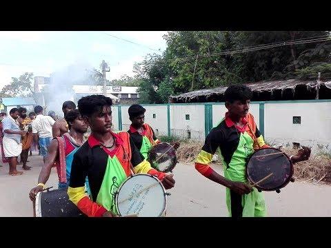கோவில் தீ சட்டி எடுத்தப்ப அடித்த தப்பாட்டம் Videos. Dhinesh Thappattam Madurai