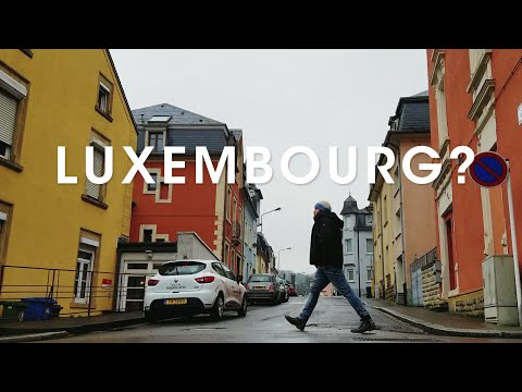 Where the Heck is Luxembourg?