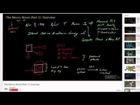 Computer Crimes:  Lecture 3