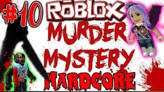 ROBLOX: MURDER MYSTERY HARDCORE - ALEXA LA CHUNGUILLA XDD