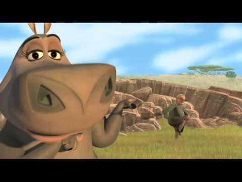 Madagascar 2  I like to move it