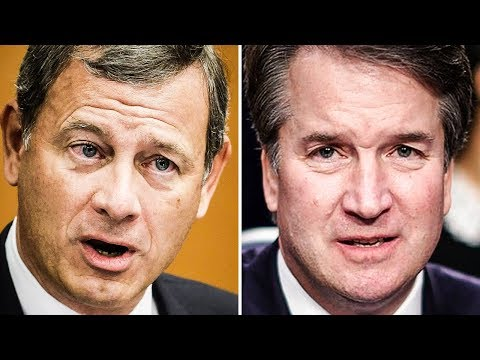 Chief Justice John Roberts Refers Brett Kavanaugh For Judicial Misconduct Investigation