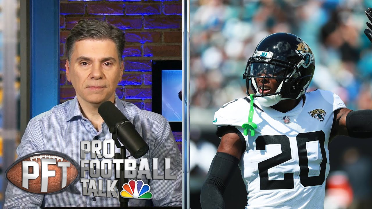 PFTOT: Jalen Ramsey's drama, patience with Kyler Murray | Pro Football Talk | NBC Sports