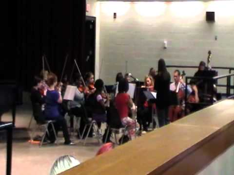Oct 18, 2012 Stephen Decatur Middle School Band Orchestra Choir Concert