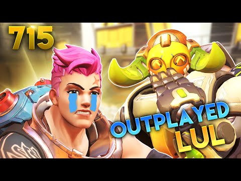 BEST Orisa Outplay!! | Overwatch Daily Moments Ep.715 (Funny and Random Moments) thumbnail