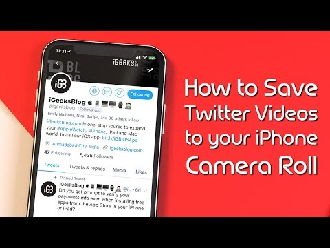 How to Download Twitter Videos? (Download Photos Too