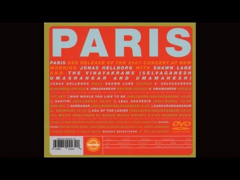 Jonas Hellborg with Shawn Lane and The Vinayakrams // Second Set // Paris // 2001