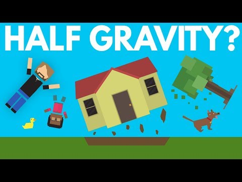 Why We Shouldn't Cut Gravity In Half