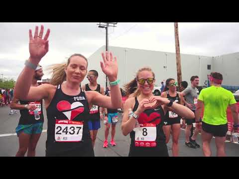 Amanda Jo - I'm In For The Harpoon 5 Miler! My Return To Pavement!