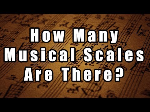 How Many Musical Scales Are There? Music Questions: Robert Estrin