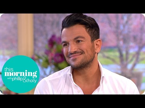 Peter Andre Shares How He Learned to Cope With His Social Anxiety | This Morning