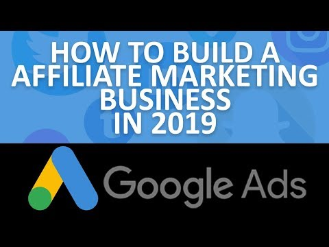 How To Make Money Online With Affiliate Marketing In 2019 | Build An Online Business