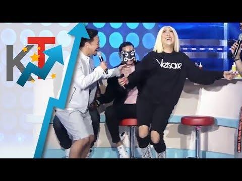 FIRST TIME Vice Ganda sinayaw ang trending dance move ni Kuya Escort Ion