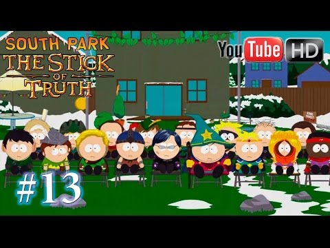 South Park: The Stick of Truth [Xbox360] - Recruit the Girls | Walkthrough | Part #13