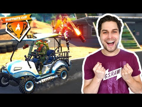Ultiem ATK + Dynamite Gevecht! 😂Fortnite Cup Mini-Game Playground Week 4