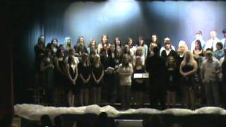 """Slow Dancing in the Snow"" performed by the E-TC Jr/Sr High School Choir"