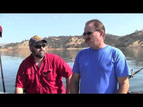 How To Fish Don Pedro Reservoir With Monte Youtube