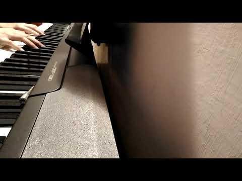 ICE ADOLESCENCE Trailer Piano Music cover