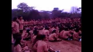 SMK Pasundan 1 Bandung belajar menyanyikan mars.3gp