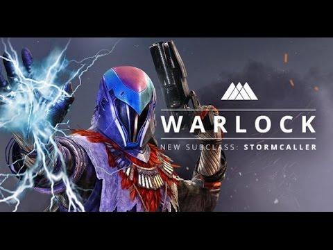 Destiny the taken king warlock stormcaller youtube - Warlock stormcaller ...