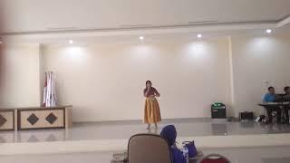 Gajah - Aline Juara 1 FLS2N SMP Kota Palembang 2018