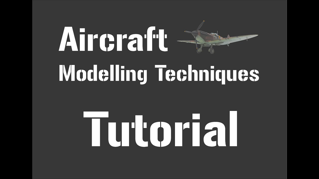 Aircraft Modelling Techniques Part 1 - Building & Painting The Cockpit