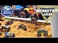 Spin Master Monster Jam Monster Trucks - New York Toy Fair 2019