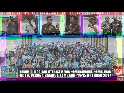 Forum Dialog dan Literasi Media  - Bandung