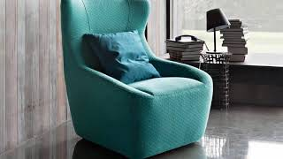 Seats in the interior. Modern living room furniture interior ➤ Living room furniture & Decor
