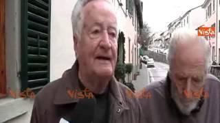 TERREMOTO NEL CHIANTI - TAVARNELLE, LE VOCI DEGLI ABITANTI 20 Dicembre 2014