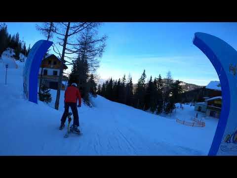 Galsterberg: Snow Biking
