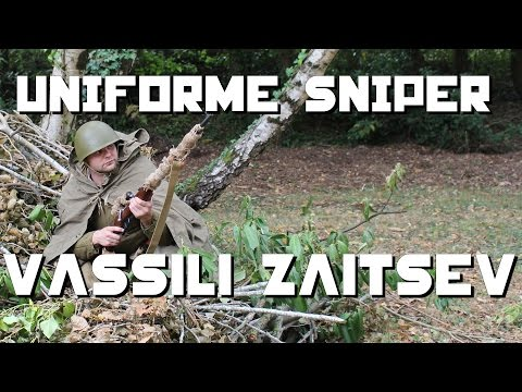 Soviet Sniper uniform  - FEAT NOTA BENE - Video Review