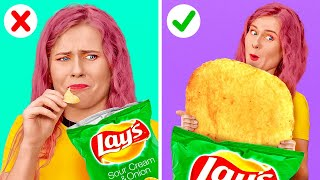 CRAZY FOOD TRICKS || Fun Food Tricks To Amaze Your Friends