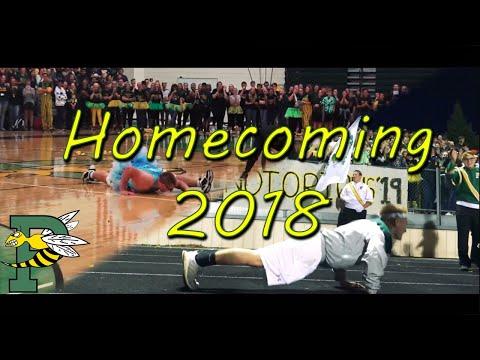 Preble High School Homecoming 2018