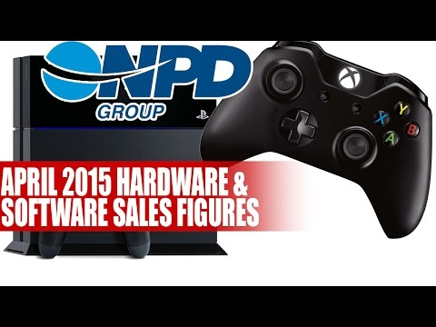NPD Group April 2015 | Hardware & Software Sales Breakdown - Xbox & PS4 Sales