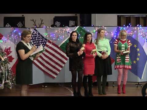 Jasełka  2017 - Polska  Szkoła - Lakewood, NJ (USA)