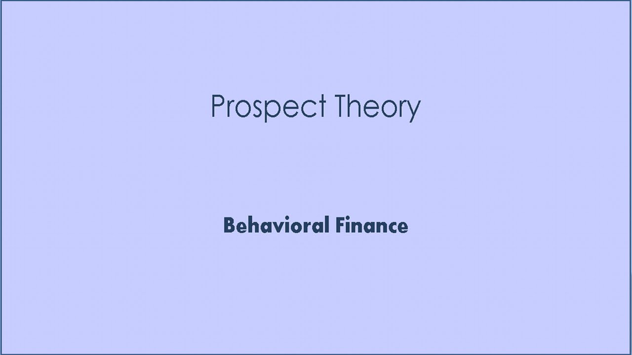 research papers on behavioral finance articles