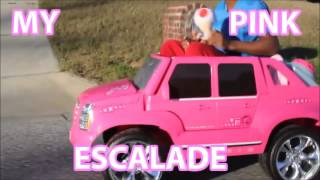 Toad -  Pink Escalade (SML)