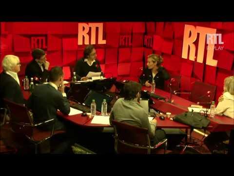 Stéphane Bern reçoit Cécile de France dans A La Bonne Heure partie 1 du 13 04 15 - RTL - RTL
