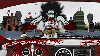 ZOMBIES EVERYWHERE!! | Road of the Dead - Flash Animation Game thumbnail
