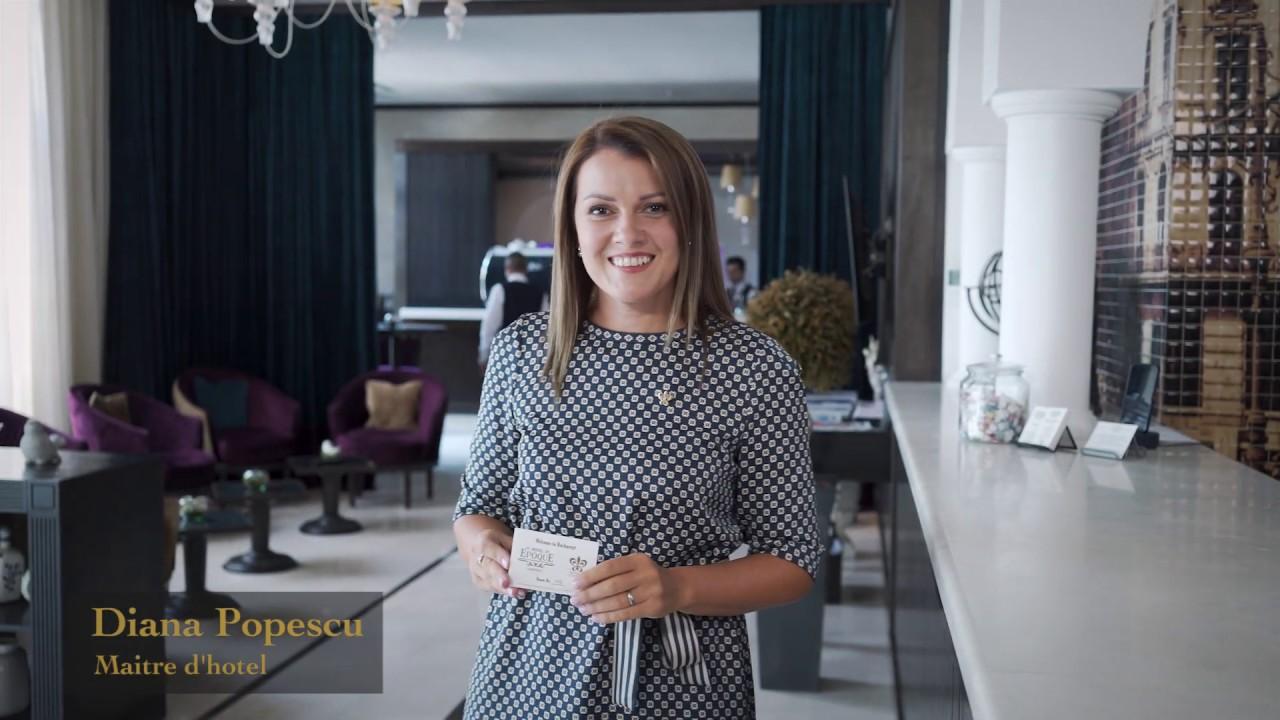 Epoque Hotel Bucharest Relais Chateaux Youtube