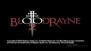 все катсцены (видео) из игры BloodRayne 2 на русском языке, с русскими субтитрами и русской озвучкой