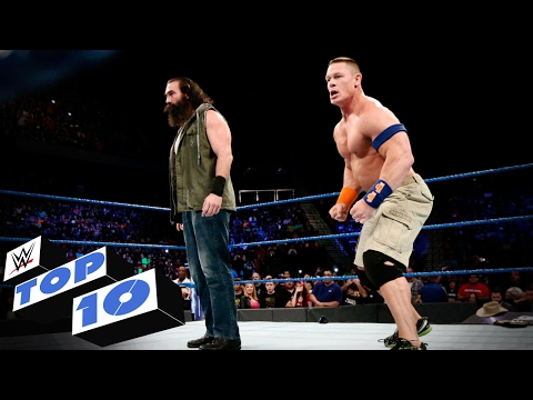 Thumbnail: Top 10 SmackDown LIVE moments: WWE Top 10, Jan. 31, 2017