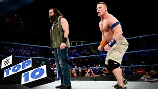 Top 10 SmackDown LIVE moments: WWE Top 10, Jan. 31, 2017 thumbnail