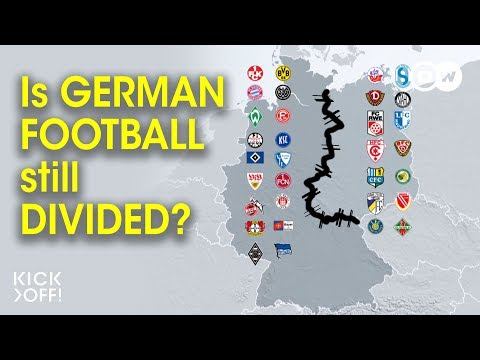 WHY German reunification failed football