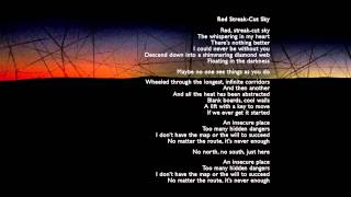 Laki Mera - Red Streak Cut Sky (Lyrics)
