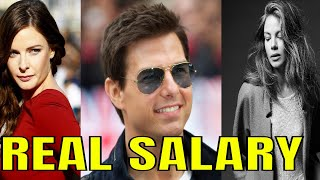Real Salary Of Mission Impossible - Fallout Actors 2018
