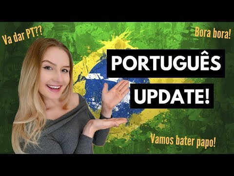 🇧🇷  PORTUGUESE UPDATE - HOW I LEARN WITH MINIMAL EFFORT 🇧🇷